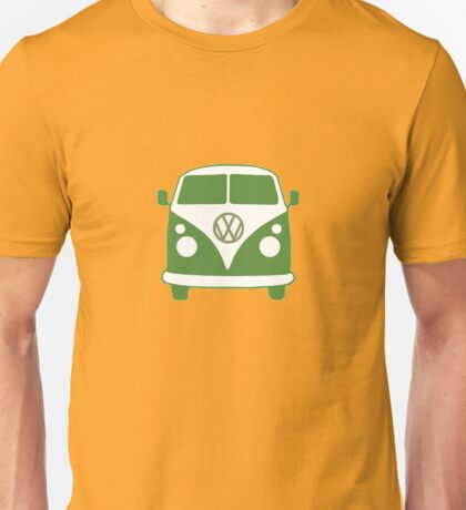 VW Camper T Shirt (green) T-Shirt