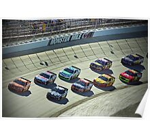The Monster Mile Poster
