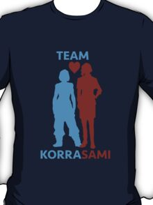 team korrasami T-Shirt