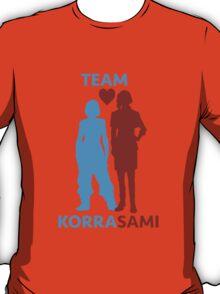 team korrasami T-Shirt