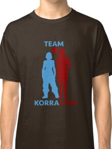 team korrasami Classic T-Shirt