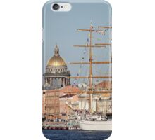 Cuauhtemoc  Mexican three-masted barque  iPhone Case/Skin
