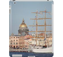 Cuauhtemoc  Mexican three-masted barque  iPad Case/Skin