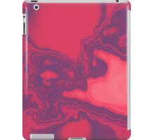 Geological Survey in Pink iPad Case/Skin