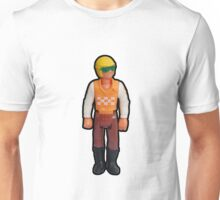 Yellow Helmet Sidekick Unisex T-Shirt