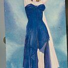 Blue dress by dummy