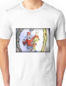 Deliver Those Presents! Unisex T-Shirt