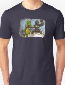 King Kong Vs. Floaty T-Shirt