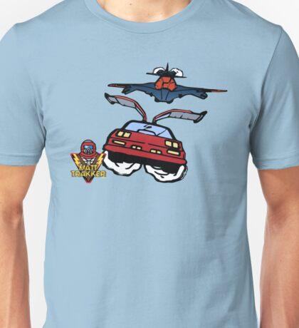 M.A.S.K. / V.E.N.O.M. Thunderhawk and Switchblade Shirt Unisex T-Shirt
