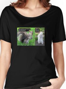 If you think Global Warming is not a real issue...think again. Women's Relaxed Fit T-Shirt