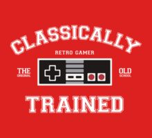 Classically Trained by dupabyte
