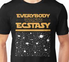 Rave Wars - Everybody Wants Ecstasy Unisex T-Shirt