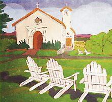 August chapel by LisaThorpe