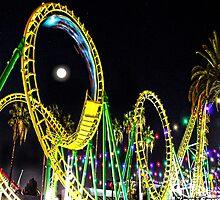 roller coaster by Jenifer