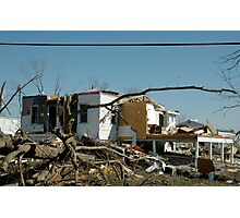 Reality of a midwest tornado 2 Photographic Print