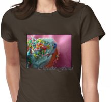 Cupcake Fiend Womens Fitted T-Shirt