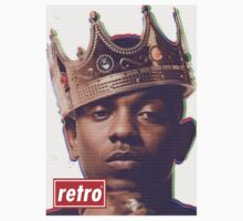 Kendrick Lamar - Retro  One Piece - Short Sleeve