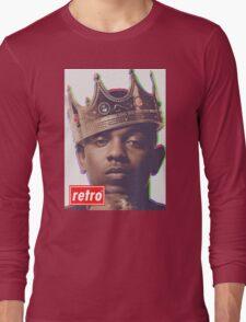 Kendrick Lamar - Retro  Long Sleeve T-Shirt