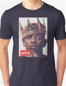 Kendrick Lamar - Retro  Unisex T-Shirt