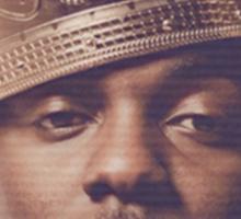 Kendrick Lamar - Retro  Sticker