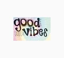 Tie Dye Good Vibes Unisex T-Shirt
