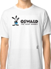 Oswald - The Lucky Rabbit Classic T-Shirt
