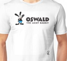 Oswald - The Lucky Rabbit Unisex T-Shirt