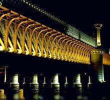 Central Bridge by Peter Lawrie