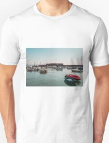 Lyme Regis Harbour T-Shirt