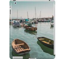 Lyme Regis Dorset UK iPad Case/Skin