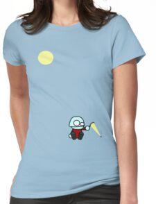 Sun screen Womens Fitted T-Shirt