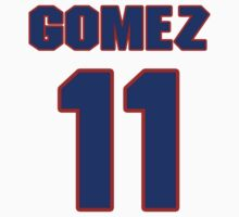 National baseball player Lefty Gomez jersey 11 by imsport