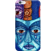 The sadness, the mistrust and the fatigue    iPhone Case/Skin