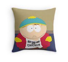 Eric Cartman Southpark Throw Pillow