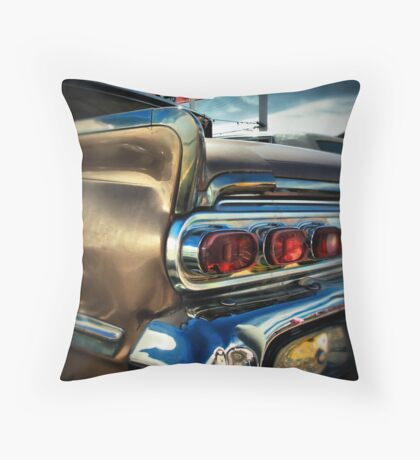 The Montclair Timewarp Throw Pillow