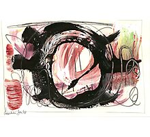 painting 174 Photographic Print