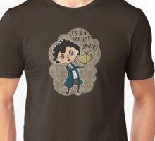 It's an ear hat, John! Unisex T-Shirt