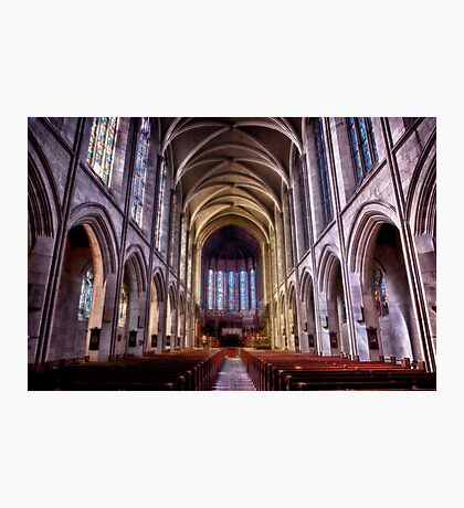 St. John's Cathedral, Denver Photographic Print