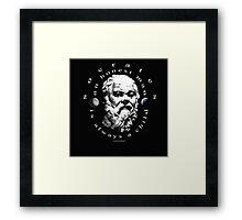 socrates Framed Print
