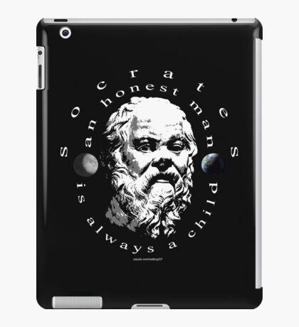 socrates iPad Case/Skin