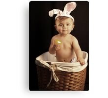 Mommy's Easter Basket! Canvas Print