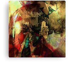 Shamanistic Canvas Print