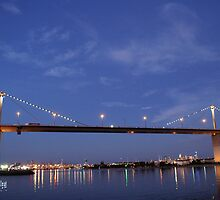 Westgate Bridge by melbourne