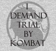 Trial by Kombat T-Shirt