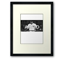 AROID Framed Print