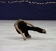 Figure Skater by Angela E.L. Clements