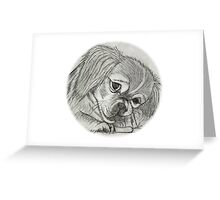 Chase Greeting Card