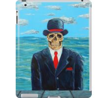 After Magritte iPad Case/Skin