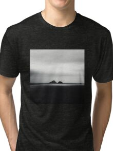 Skellig Islands Tri-blend T-Shirt