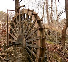 old mill by angelawillene